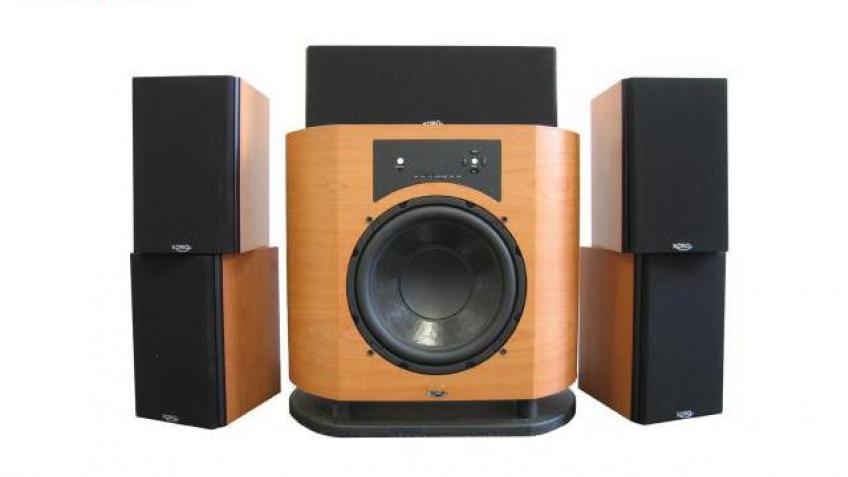 Xoro анонсировала новую акустическую систему5.1