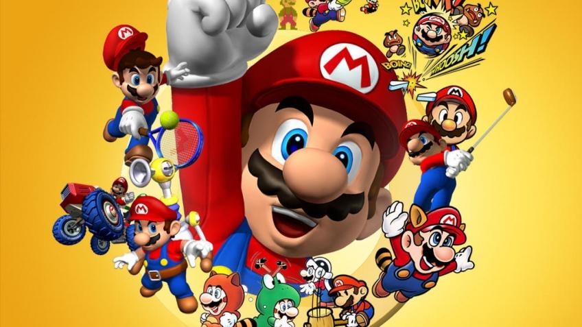 Разработчики поздравляют Марио с юбилеем