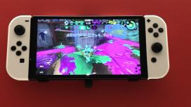 Опубликованы «живые» фото Nintendo Switch с OLED-экраном