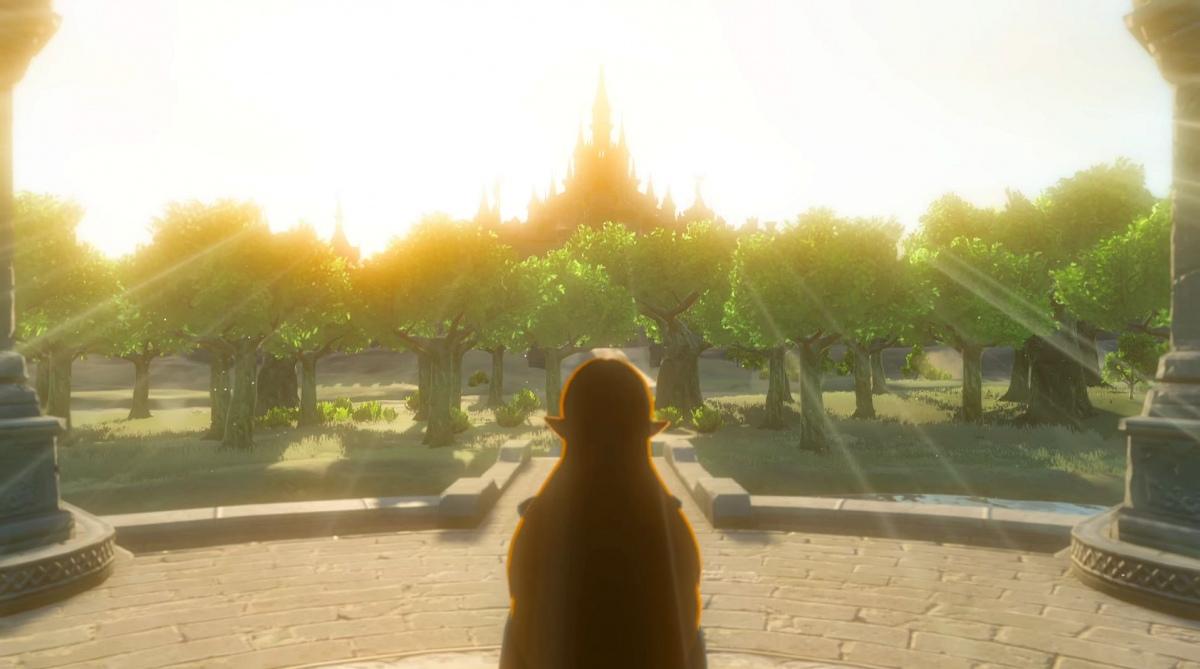 The Legend of Zelda: Breath of the Wild получила дату релиза