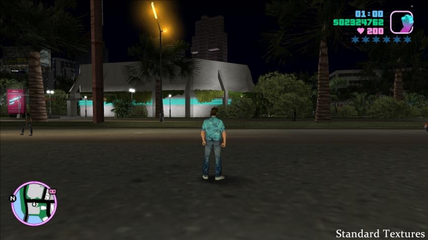 Нейросеть улучшила текстуры Grand Theft Auto: Vice City