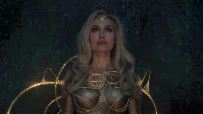 «За все эти годы мы не вмешались ни разу»: Marvel представила тизер «Вечных»