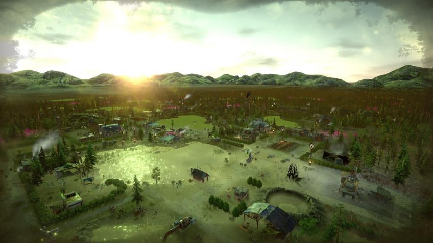 В выживалке Surviving the Aftermath появилась «Осквернённая земля»