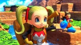 Вышла бесплатная демоверсия Dragon Quest Builders2
