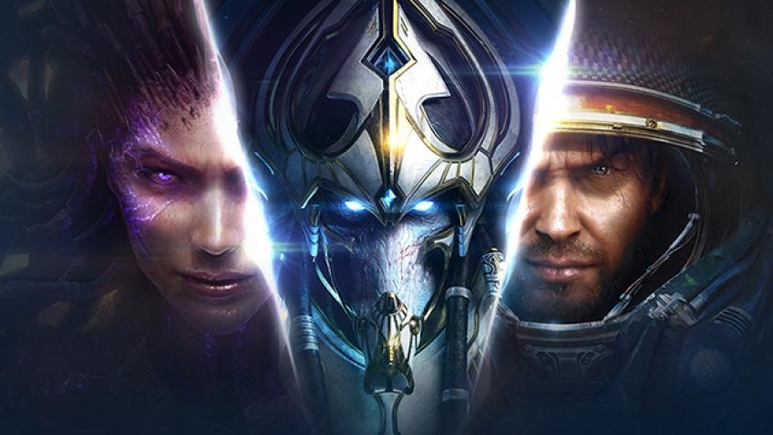 Старкрафт игра 2