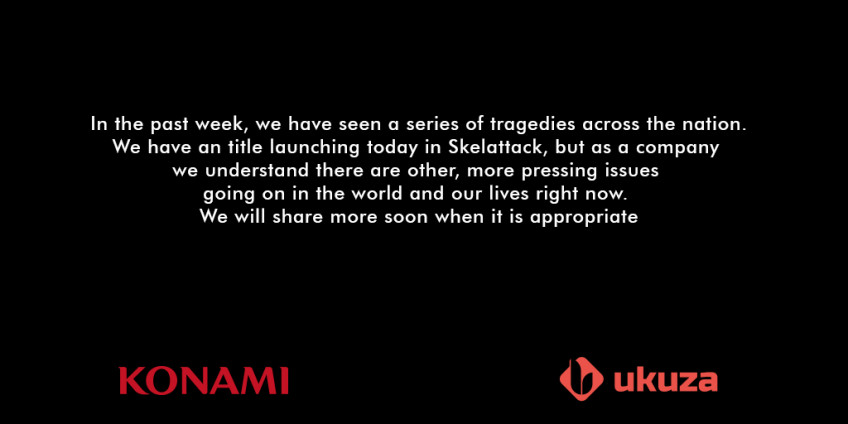 Konami выпустила Skelattack, чтобы мы спасли Загробный мир от людей