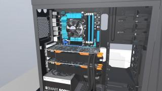 The Irregular Corporation издаст игру PC Building Simulator