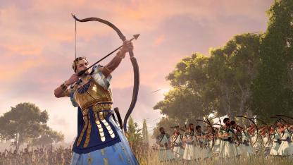 Total War Saga: Troy добралась до Steam и получила дополнение Mythos