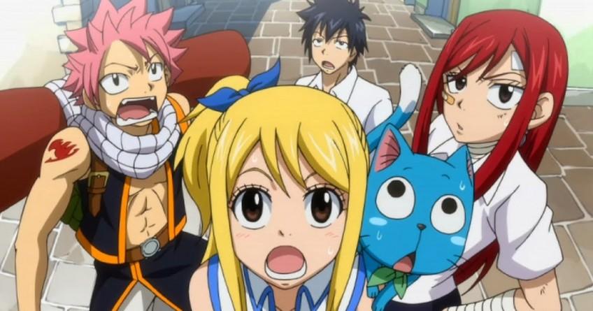 Релиз Fairy Tail переехал на июль