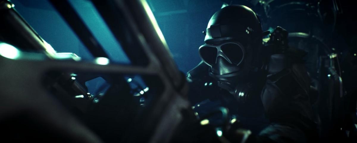 Энтузиаст воссоздал интро Metal Gear Solid на Unreal Engine4