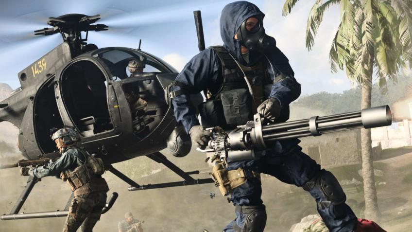 В главном меню Call of Duty: Modern Warfare появился засекреченный режим