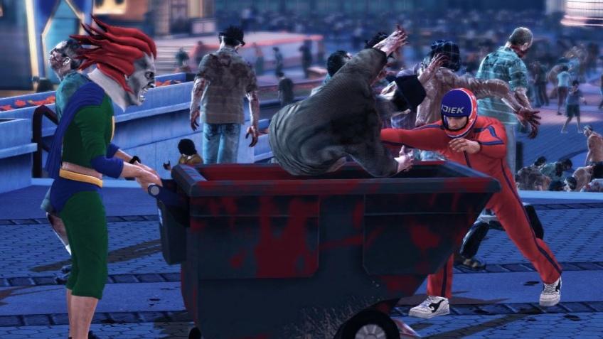 Capcom готовит третью Dead Rising