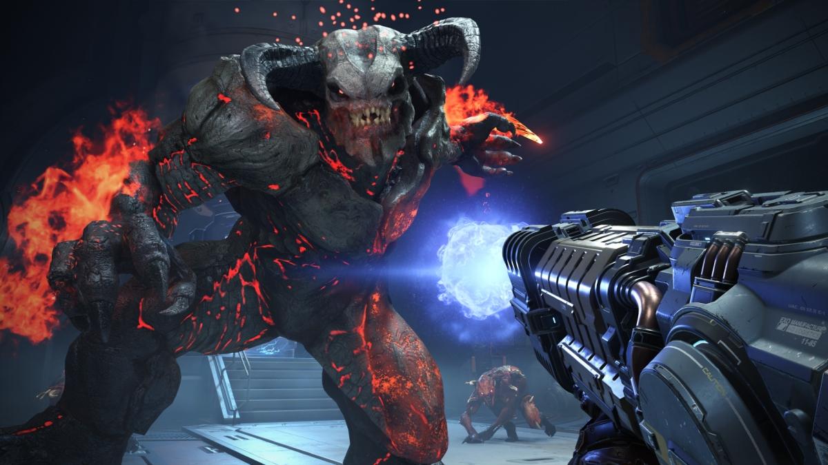 DOOM Eternal, Fallout76, RAGE2 и Wolfenstein: Youngblood выйдут в Steam