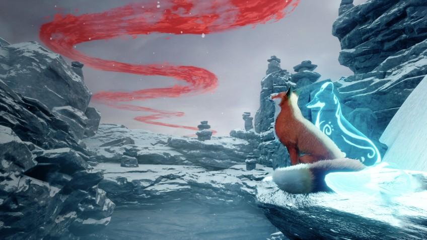 Приключение Spirit of the North весной выйдет на РС и Nintendo Switch