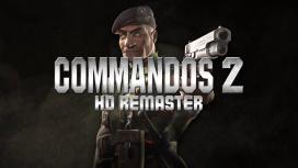 Свежий геймплейный ролик к скорому релизу ремастера Commandos2 на Switch