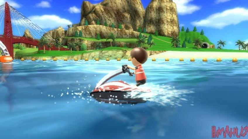 Wii Sports Resort в июле