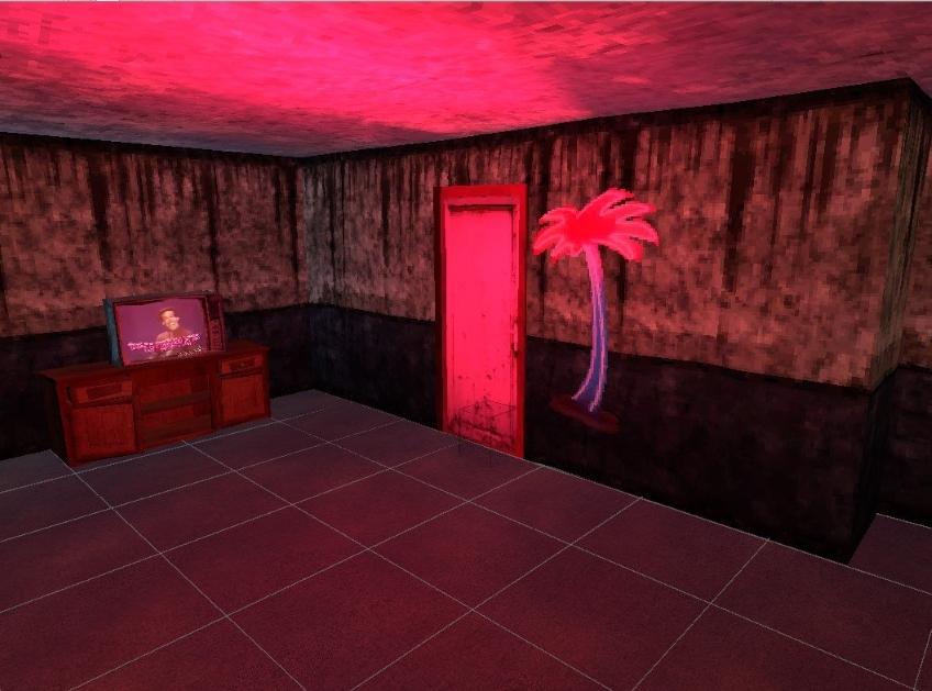 Как Hotline Miami выглядела бы в 3D