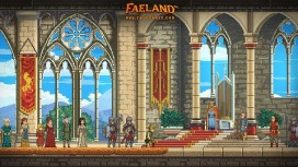 Пиксели, 2D, Линк и сокровища: «метроид» Faeland получил дебютный трейлер