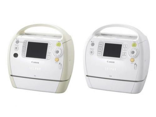 Новые портативные принтеры от Canon