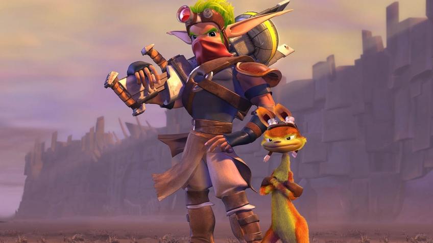 Jak и Daxter спешат на PS4