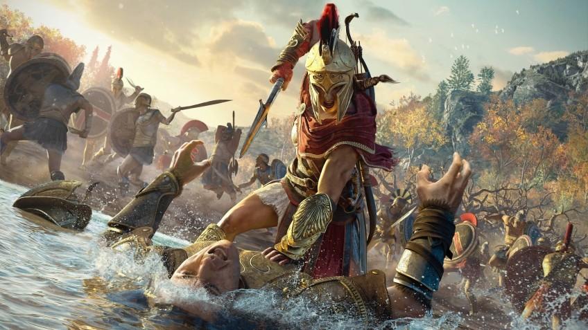 Авторы Assassin's Creed Odyssey накажут игроков засоздание миссий для быстрой прокачки