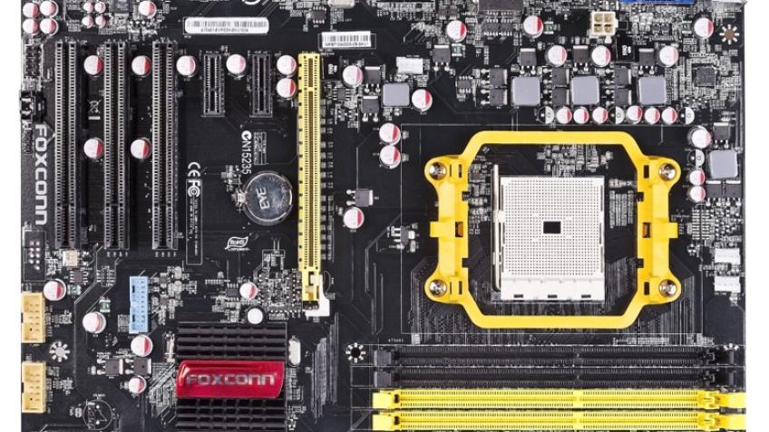Новые материнские платы Foxconn для процессоров AMD Llano