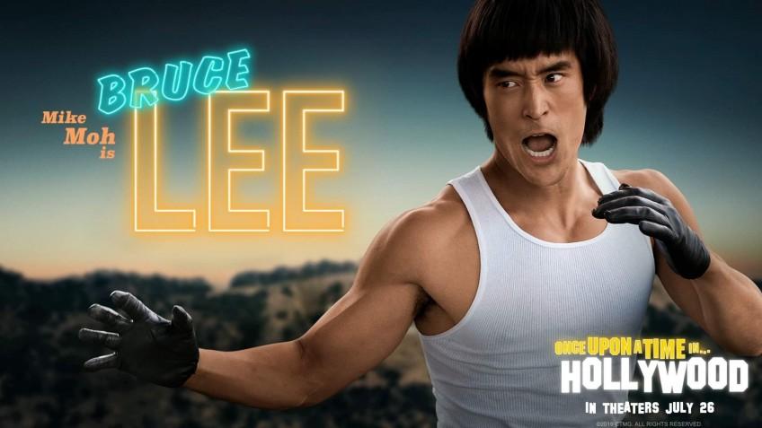 За Брюса? Фильм «Однажды… в Голливуде» запретили показывать в Китае