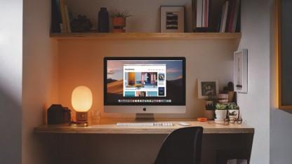 Apple представила новые компьютеры iMac