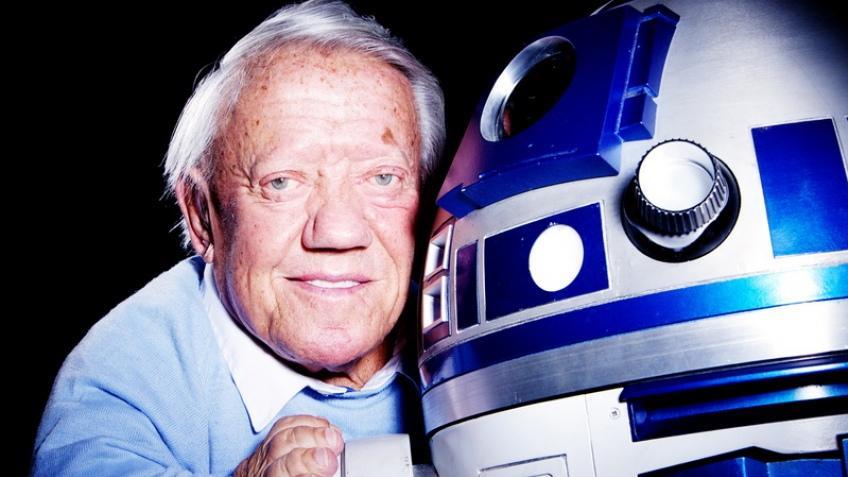 Не стало актера Кенни Бейкера, исполнителя роли R2-D2