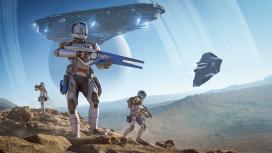 «Одиссея»: новое DLC для Elite: Dangerous позволит изучать планеты на своих двоих