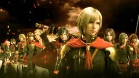 Вышел новый трейлер Final Fantasy Type-0 HD