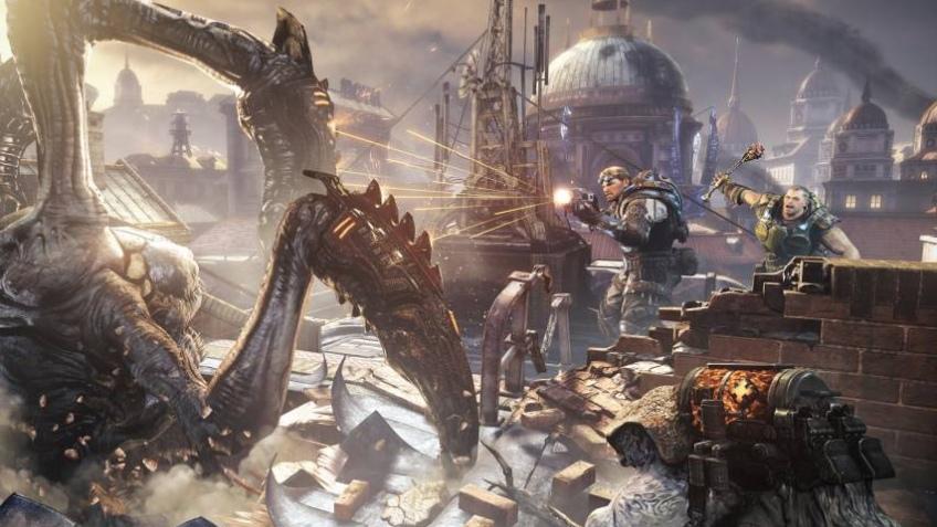 Авторы Gears of War учатся у создателей мультфильмов