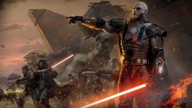 СМИ: черновой сценарий фильма по Knights of the Old Republic почти завершён
