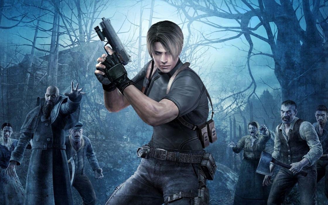 Resident Evil 4—6 выйдут на PS4 и Xbox One в этом году