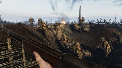 Defense Grid и Verdun станут бесплатными в Epic Games Store