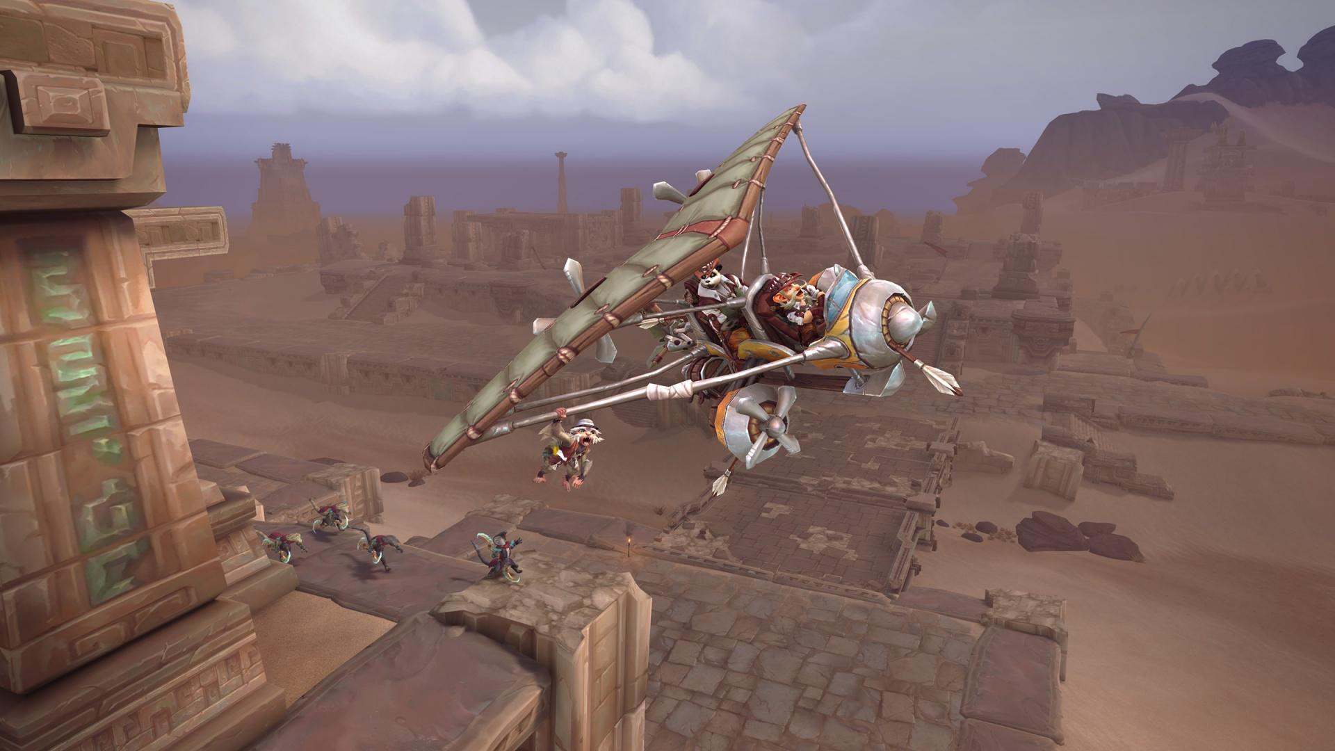 В World of Warcraft заработала обновлённая программа «Пригласи друга»