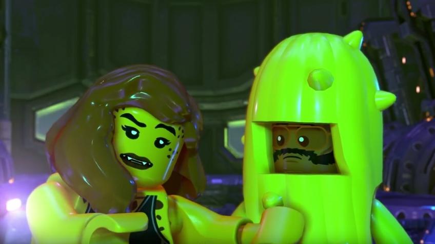 Новый трейлер LEGO DC Super-Villains посвятили редактору злодеев