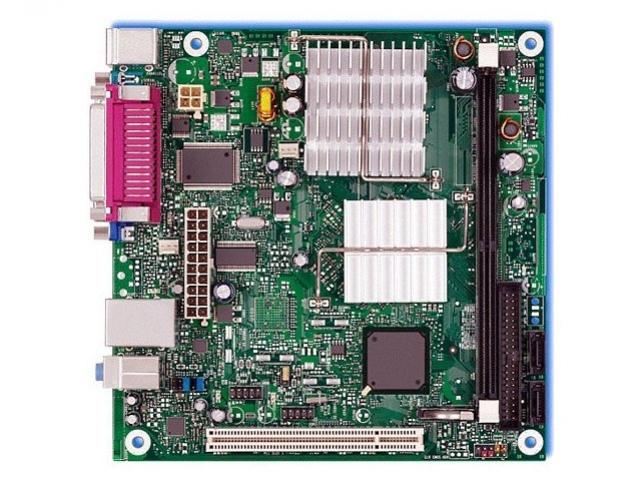 Новая бюджетная платформа Intel