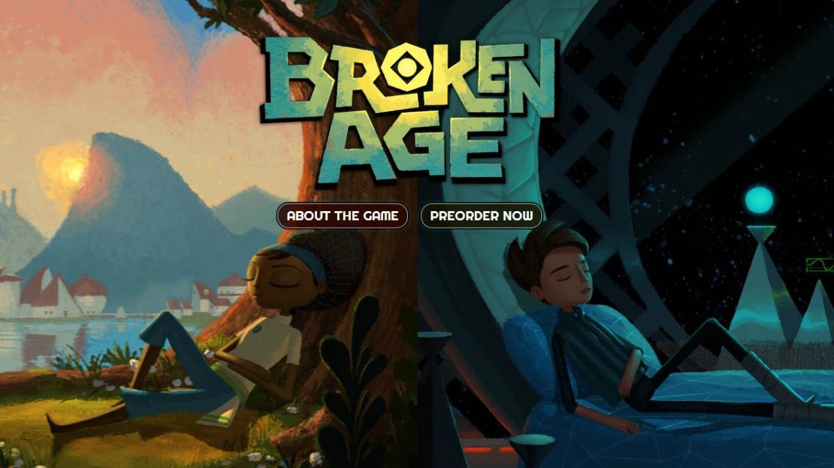 PAX East: Тим Шейфер анонсировал квест Broken Age