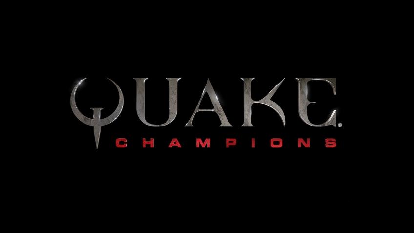 В новом трейлере Quake Champions представили чемпиона Slash