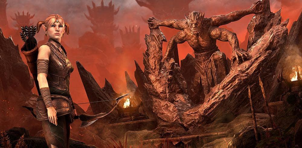 The Elder Scrolls Online получит версии для PS5 и Xbox Series в начале июня