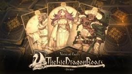 Карточная Voice of Cards: The Isle Dragon Roars от создателя NieR выйдет28 октября