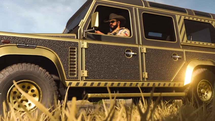 «Тачку на прокачку»: Xzibit озвучил свежий трейлер Call of Duty: Warzone