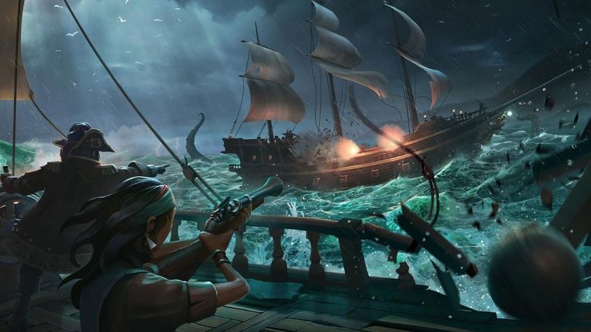 Поклонникам Sea of Thieves придётся заново скачать всю игру