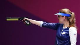 Виталина Бацарашкина выиграла золото в Токио с медальоном из «Ведьмака»