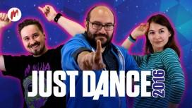 Танцы с «Игроманией»: танцевальная битва по Just Dance 2016 в прямом эфире
