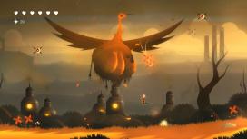 Флеш-игра Coma стала красочным приключением Neversong и выходит на PS4