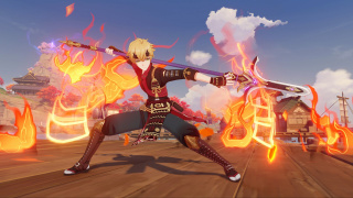 Genshin Impact обновили до версии2.2