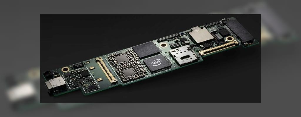 Процессор Intel Core i5-L15G7 семейства Lakefield появился в бенчмарке