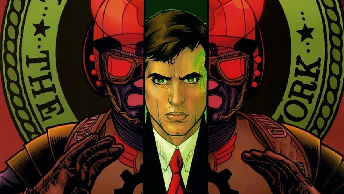 Legendary готовит экранизацию научно-фантастического комикса Ex Machina